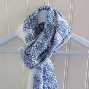 Amelia Pattern Scarf - fashion sale