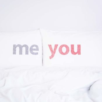 Mine, Yours And Others Pairs Of Pillowcases