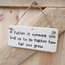 Father's Sign
