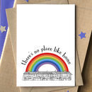 'There's No Place Like Home' New Home Card