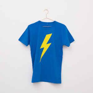 Lightning Bolt T Shirt - Mens T-shirts & vests