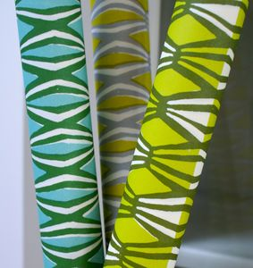 Acid Yellow And Cool Grey Gift Wrap Or Decorative Paper - ribbon & wrap