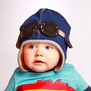 Boy's Pilot Hat With Goggles - best gifts for boys
