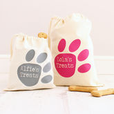 Personalised Pet 'Treat' Bag - pets