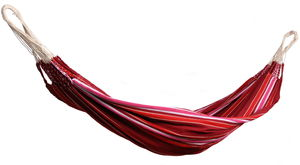 Cayo Bordeaux Double Hammock - garden furniture