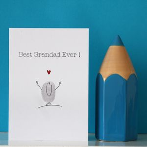 Best Ever Grandad Card - view all sale items