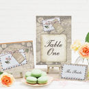 Wedding Stationery Collection 'Voyager'