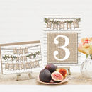 Wedding Stationery Collection 'Country Barn'