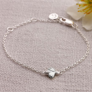 Silver Honey Bee Bracelet - bracelets & bangles