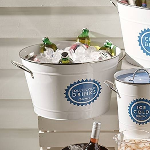 Hosting a big party and low on cash? Drinks made in a bucket is the solution to your problem. And don't forget to buy the cheep stuff.