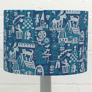 Small Higgledy Lampshade
