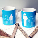 Personalised 'Family' Mug In 40 Colours