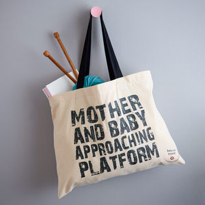 'Baby On Board' Shopper Bag - new in home