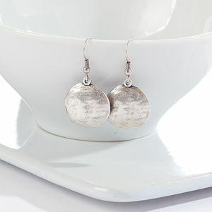 Ariane Silver Plated Earrings
