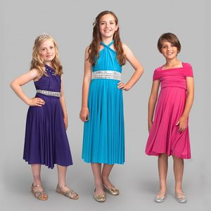 Girl's Multiway Dress - clothing