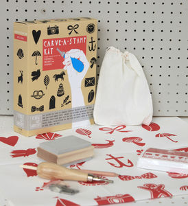 Diy Stamp Kit - stamps & inkpads