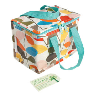 Thermal Retro Ivy Lunch Bag