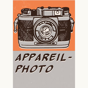 Appareil Photo Limited Edition Giclee Print