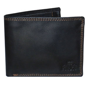 Men's Handcrafted Leather Wallet 45% Off - men's accessories