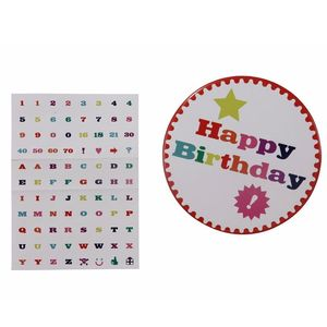 Personalised Birthday Badge - pins & brooches