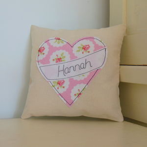 Personalised Heart Mini Gift