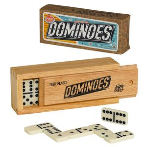 Traditional Dominoes Game