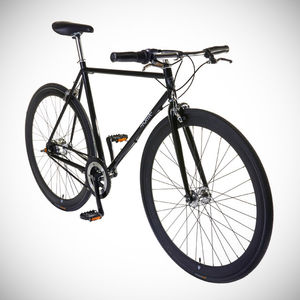 Urban Seven Speed Nexus City Bike Black - sport-lover