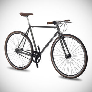 Urban Seven Speed Nexus City Bike Grey - sport-lover