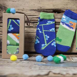 Traffic Children's Socks