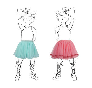 Soft Tulle Petticoat - clothing