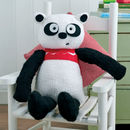 Big Panda Bear Knitting Kit