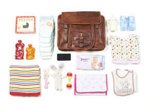 Alternative Baby Bag - bags & cases