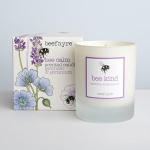 Bee Calm Large Scented Candle - view all sale items