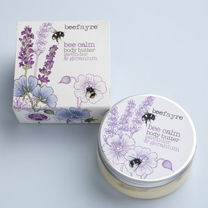 Bee Calm Body Butter - gifts for her