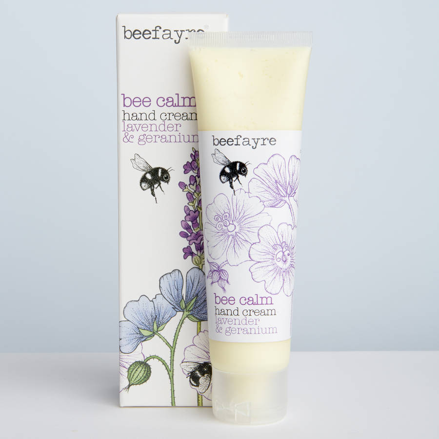 Bee Calm Hand Cream