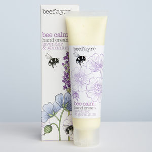 Bee Calm Hand Cream - bathroom