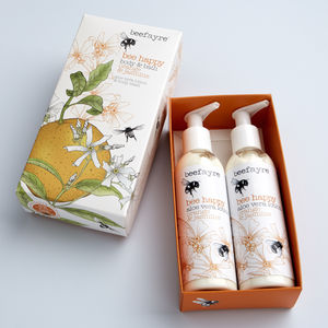 Bee Happy Body And Bath Set - our top picks