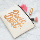 'Pixie Dust' Glitter Pouch