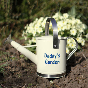 Personalised Watering Can - gardener