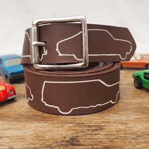 Car Enthusiasts Belt