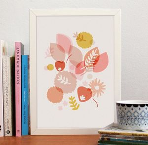 Springtime Art Print - refresh your walls