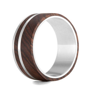 Wood Ring Verge - wedding rings