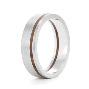 Wood Ring Hulu - wedding jewellery