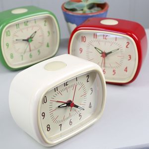 Retro Alarm Clock - clocks