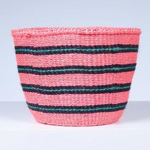 Vuli Sisal Storage Basket