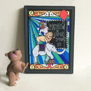 Personalised Circus Jigsaw Puzzle