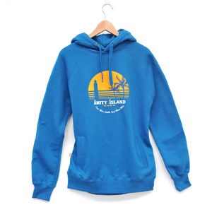 Jaws 'Amity Island Holiday' Hooded Sweatshirt
