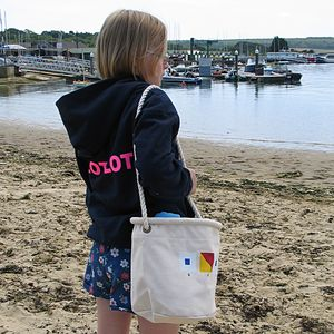 Child's Beach Bag