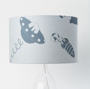 'The Final Frontier' Alien Lampshade