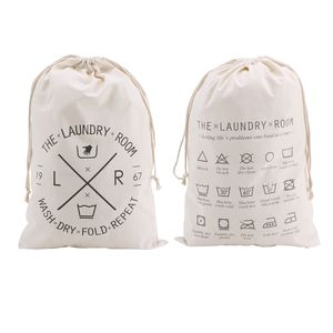 'One Load..' Canvas Laundry Bag - laundry bags & baskets